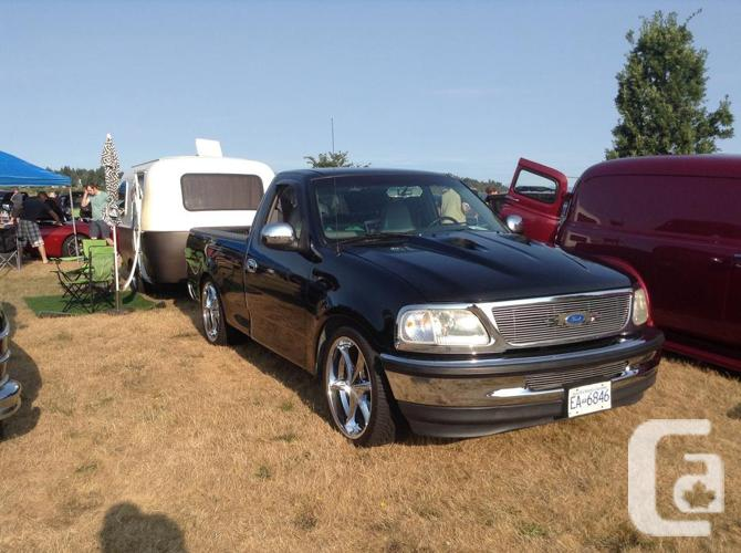 Lowered 1997 Ford Short Box For Sale In Brentwood Bay