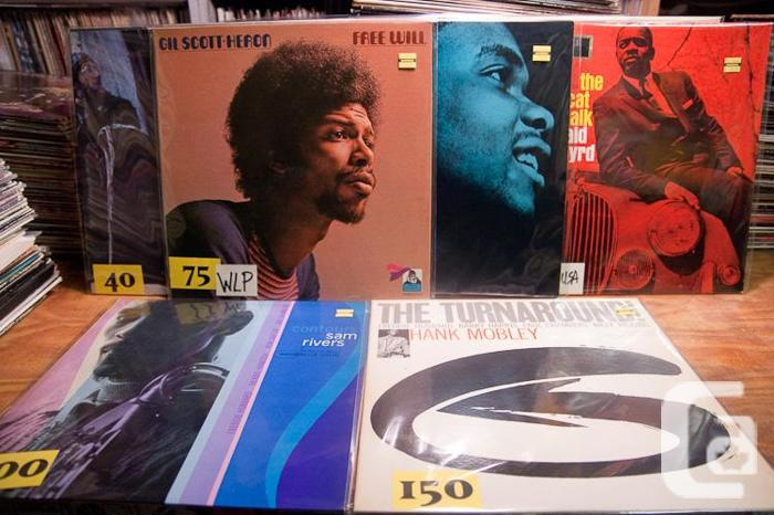 WANTED: LPs Vinyl Records, Blues, Classic Rock or Jazz