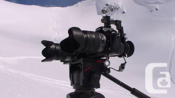 LUMIX GH4 for rent for Video or stills Also 3D AG-3DA1