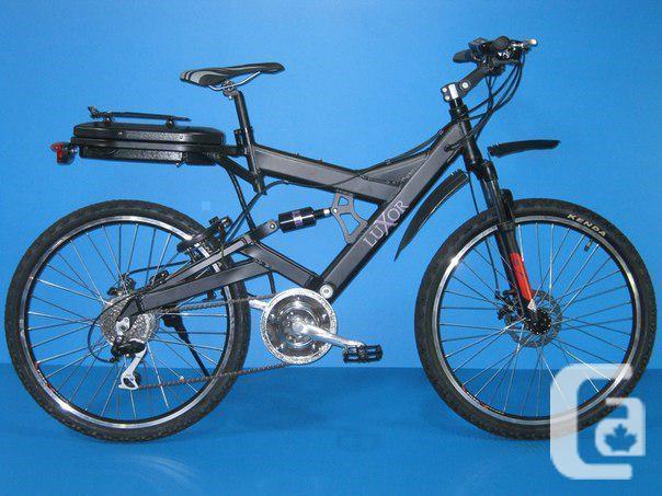 LUXOR EVOLUTION 350 Compact Hub Drive E-Bike (ON SALE