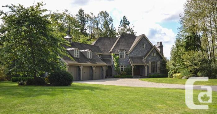 Luxury Home on Stunning 18 Acres on the Historic