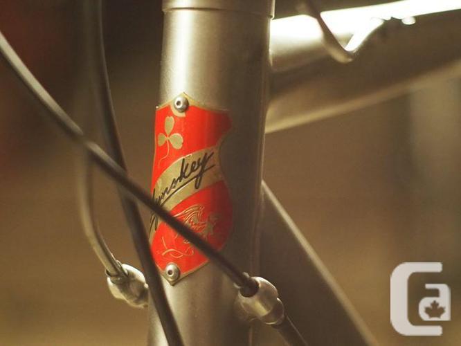 Lynskey Custom Touring/Bikepacking rig (price-drop)
