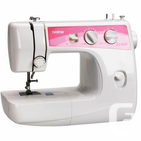 Machine � coudre neuve / new sewing machine (Brother
