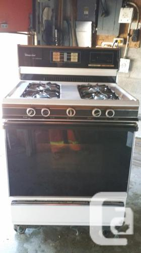 Magic Chef Propane Stove