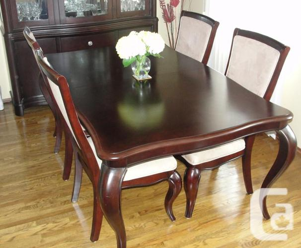 Great MAHOGANY DINING ROOM SUITE in Winnipeg, Manitoba for sale 606 x 500 · 43 kB · jpeg