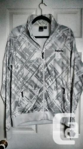 Males&# 39 White TABLE Jacket/Coat - Size XL