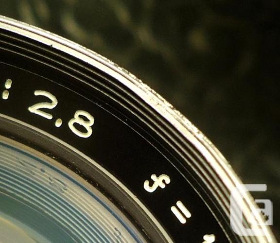 Mamiya 645 Sekor 110mm f/2.8 N MF Lens