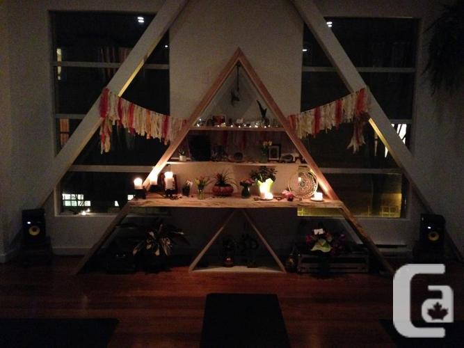 Maple Altar