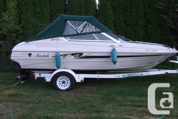 Mariah 18 vessel available - $13000