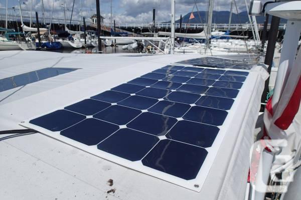 Marine-Quality Flexible Solar Power - $289