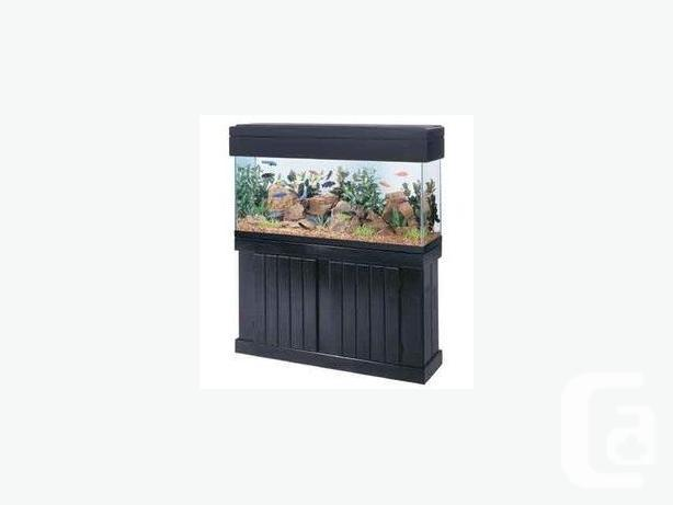 Marineland 75 Gallon Reef Aquarium w/Stand and Canopy