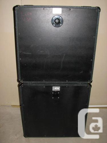 Marshall 4 X 12 cabinets