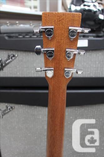 Martin & Co Acoustic Cutaway Grand Performance Guitar