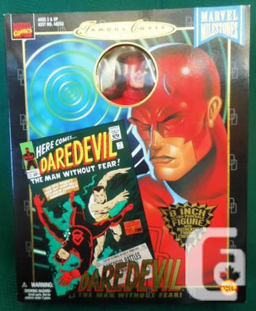 Marvel Milestones - Famous Cover Series Daredevil 8