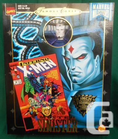 Marvel Milestones Famous Cover Series Mister Sinister 8