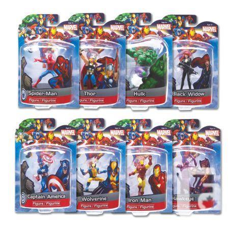 Marvel Superhero Set Of 8
