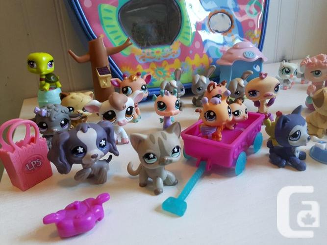 Massive Collection Of Lps Littlest Pet Shops For Sale In Victoria