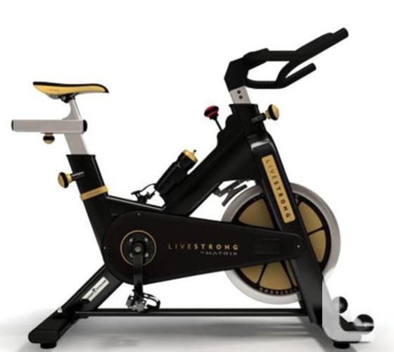 Matrix commercial spin bike