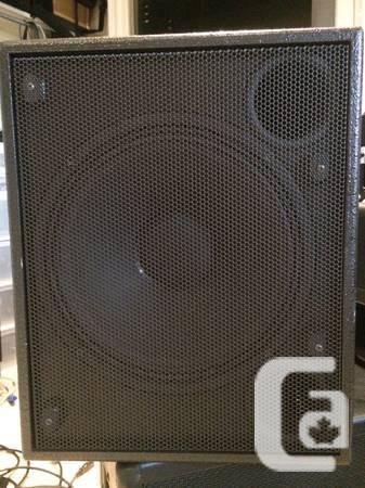 MATRIX Q12A full range speaker - $650