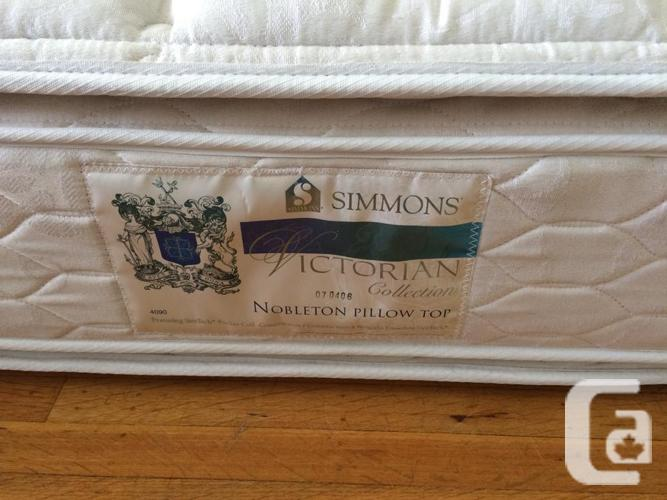 mattress - clean, great quality