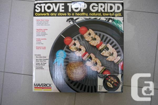 Maverick Stove Top Grill Used - $10