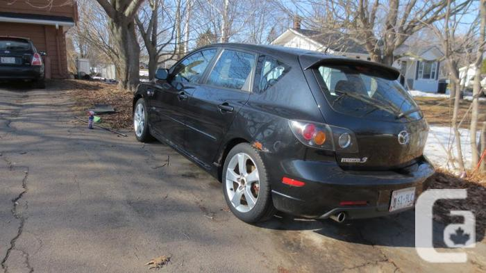 Mazda 3, 2004 Black