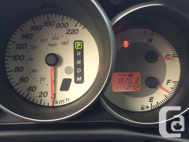 Mazda 3 2007 sedan Detailed clean 3300$ as is