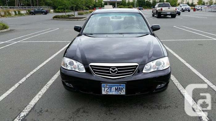 Mazda Millenia Supercharged 2002 LOW mileage