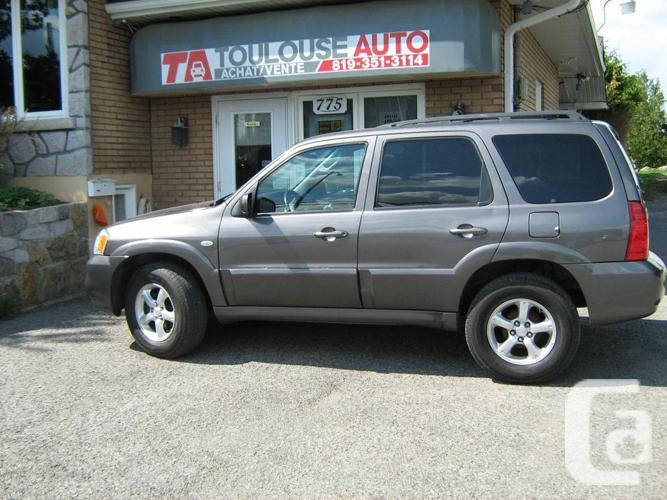 MAZDA TRIBUTE AWD PRICE DROP 3495$ WOW