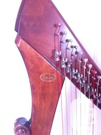 McFall Harp - $3500