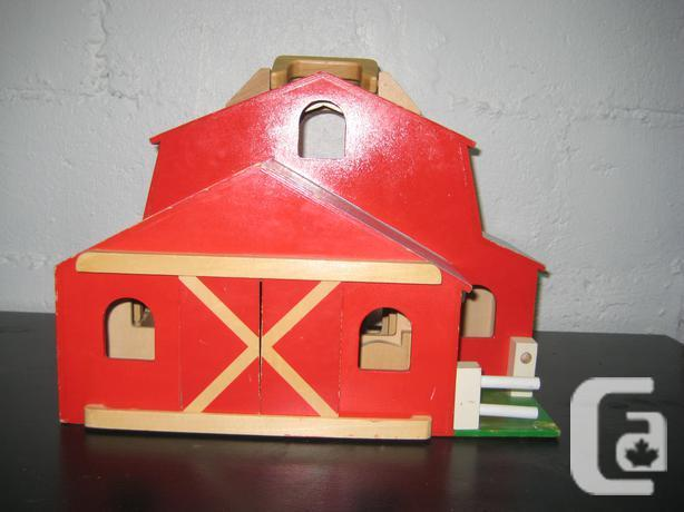Melissa and Doug Barn for sale