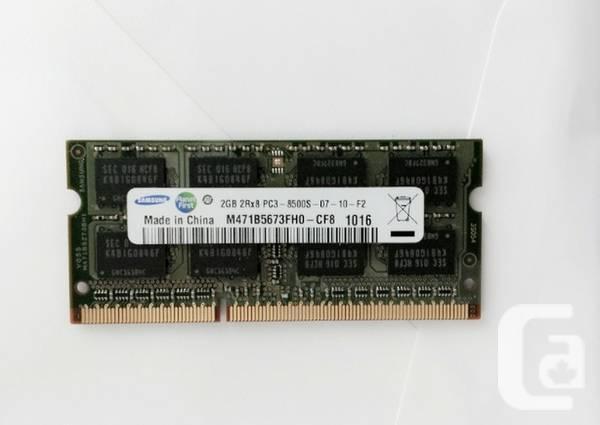 Memory / RAM for laptops/Desktops.. - $5