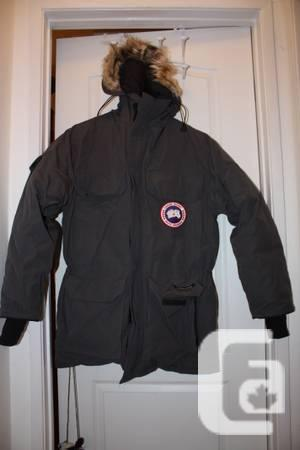 Mens Canada Goose Down Jacket - Expedition model - $420