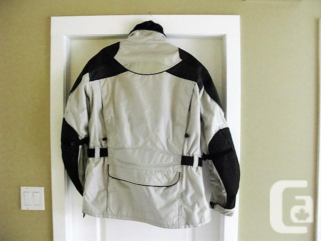 Mens Olympia Textile 3/4 Jacket Size XL