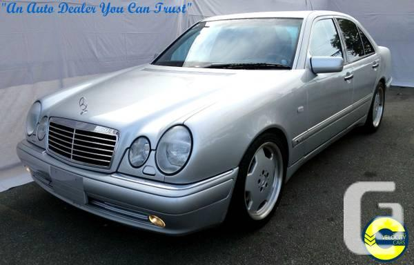 Mercedes benz e class e430 amg 61km sun roof 18 rims no for Mercedes benz vancouver bc