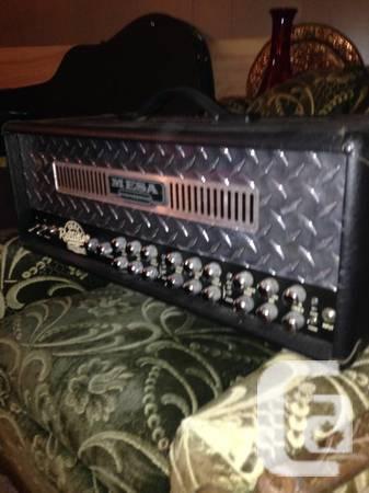 Mesa boogie dual rectifier - $900