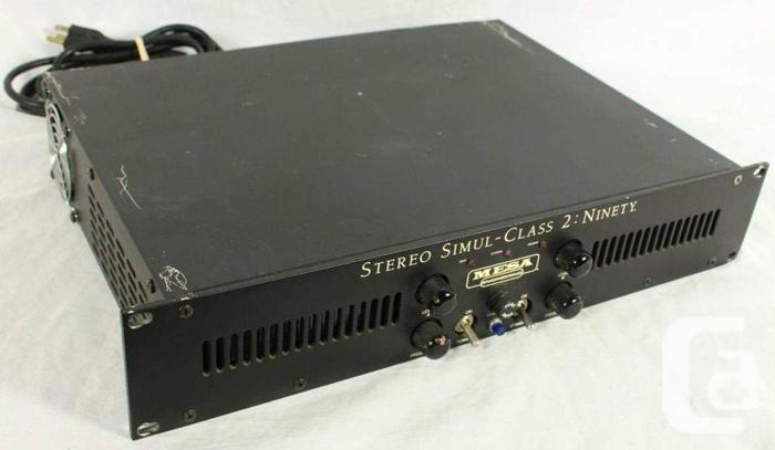 Mesa Boogie Stereo Simul-Class 2 90 Electric Guitar