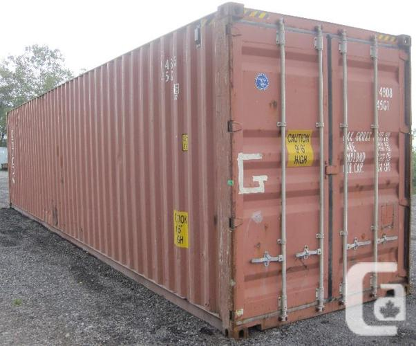 Metal Shipping Containers AVAILABLE