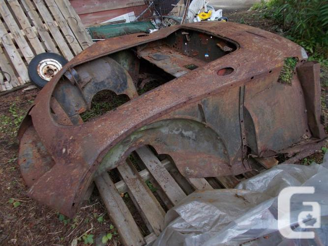 MGA and MGB Parts in Comox, British Columbia for sale