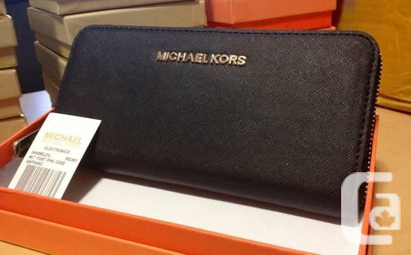 buy michael kors saffiano continental large black wallets u003e off64 rh exlvis com