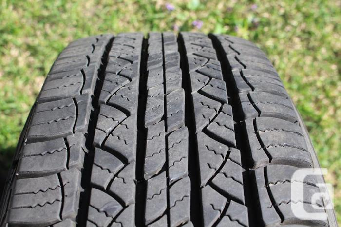 Michelin Latitude Tour 225/70R16