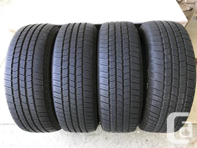 Michelin LTX P 235 70 R 16 Tires Set of 4