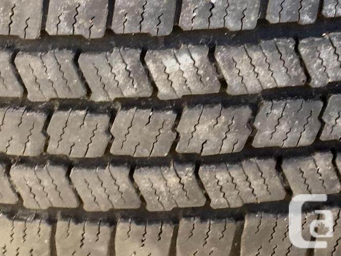 Michelin M&S LTX tires. 245/75R/16