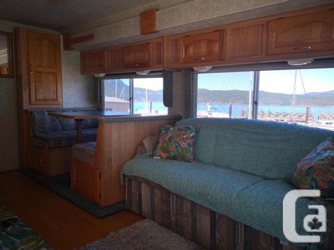 Micro Ocean Front Living on Cowichan Bay