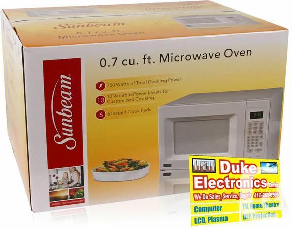 Microwave Clearance SALE - $35