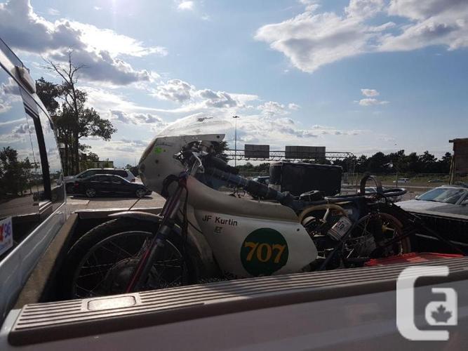 Mid-60s Ducati 250 Racebike project