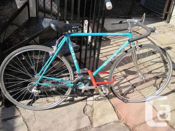 Miele Vintage 12 Speed Bicycle - $300