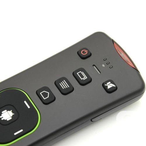 MINIX NEO A2 LITE 2.4GHz Wireless AirMouse Remote w/