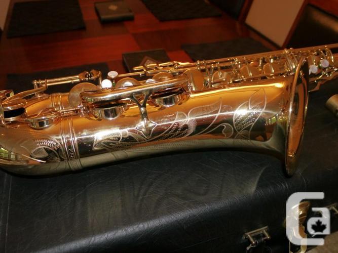 Minty Selmer MK VI Tenor Saxophone in Victoria, British Columbia for sale