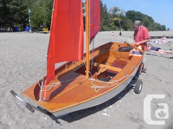 Mirror Sailing Dinghy - 00